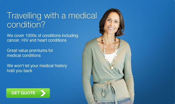 Cheap Travel Insurance For Holidays At World First Medical Conditions Over 65s And More