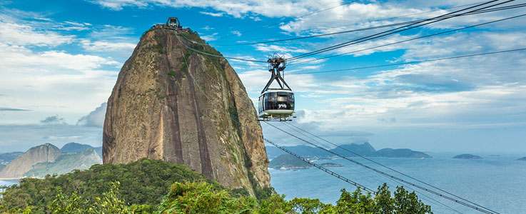 Travel insurance for holidays in Brazil