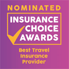Nominated - Insurance Choice Awards - Best Travel Insurance Provider