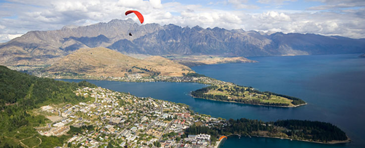 Travel insurance for holidays in New Zealand