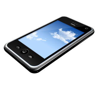 Mobile phones take the place of boarding cards