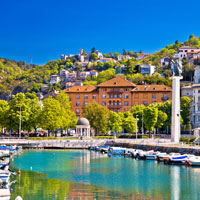 Make the most of the charming port city on the Adriatic Sea