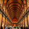 Visit Trinity College's vast library