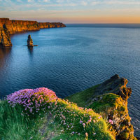 Pop the question over the romantic Cliffs of Moher