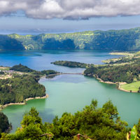 São Miguel is the biggest island in the Azores