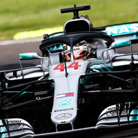 Lewis Hamilton won the 2018 Hungarian Grand Prix