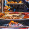 Enjoy a traditional bratwurst at any German Christmas market