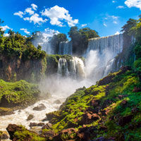 Fall for Brazil's beautiful border at Iguazú.