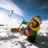 Think beyond the board for your next winter sports thrill