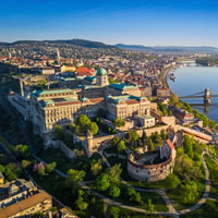 Spend a captivating weekend in Budapest