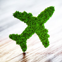 Discover how the aviation industry is going green.
