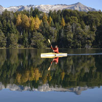 Immerse yourself in Patagonia's unspoilt landscapes