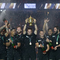 New Zealand are reigning world champions
