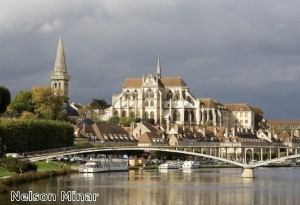 France 'an idyllic destination'
