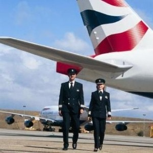 Passenger decline seen at BA