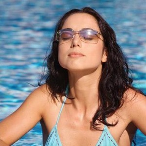 Holidaymakers warned about skin damage