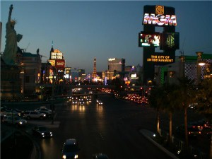 Brits 'number one overseas market' for Las Vegas