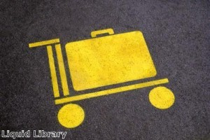Lost luggage on the rise