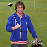 British entrepreneur Dylan Harris is organising the inaugural Iranian Amateur Golf Open on Tehran's Enghelab golf course in 2012