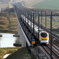 Channel Tunnel services have hit record levels over Christmas and New Year