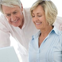 Silver surfing: More and more older people are using social networking sites