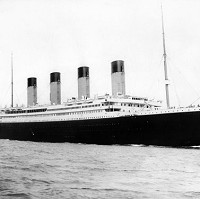 The original Titanic was thought to be indestructible