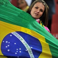 The new study shows Brazil is among the top destinations for world travellers, with next year's World Cup likely to increase the country's popularity