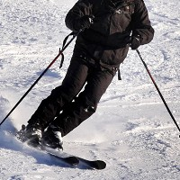 Ski breaks are popular among 16 to 24-year-olds