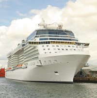 A study has highlighted an increase in the number of cruise holidays