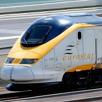Easter and the royal wedding have resulted in a big increase in Eurostar bookings