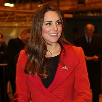 The Duchess of Cambridge is to launch a new cruise liner in June