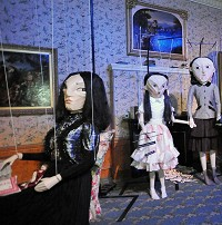 Puppeteers will weave their magic at a Florida ice show
