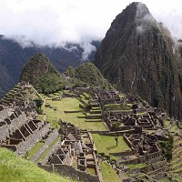 Tourists were turned away from Machu Picchu after its daily capacity was reached