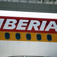 Grounded: Iberia airlines will see 1,300 flights cancelled as a result of strikes