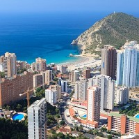 Benidorm is appealing to a new crowd, according to research
