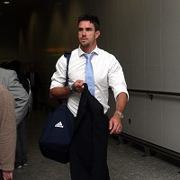 Kevin Pietersen's plans were hit by a cancelled flight