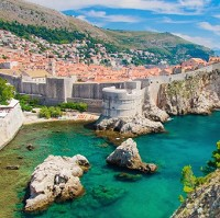 Dubrovnik in Croatia boasts a UNESCO World Heritage Site