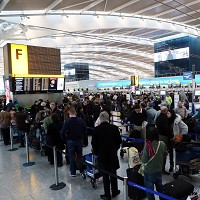 Increasing airport capacity would cut the chances of flight delays for travellers