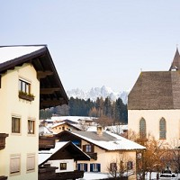 Kitzbuhel in Austria hosted the inaugural World Ski Awards