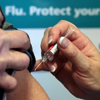 Influenza cases are rising in Australia, figures show