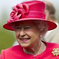 The Queen, whose Diamond Jubilee is to be screened live on all of P&O's cruise ships