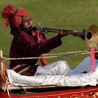 A two-day music festival in New Delhi will feature folk artists from around India