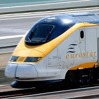 Eurostar passenger numbers were up two per cent in the first six months of the year, new figures show