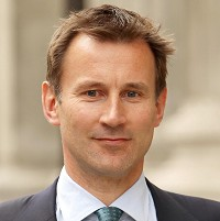 Health Secretary Jeremy Hunt has outlined the new pilot programmes designed to help diagnose cancer earlier