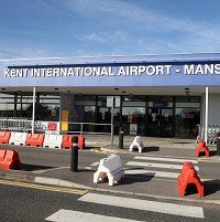 Kent International Airport, Manston