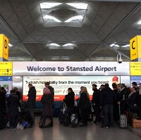 Holidaymakers can now use an hour's free Wi-Fi at Stansted Airport