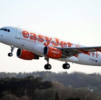 EasyJet has trialled new ash detection equipment technology