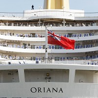 Numerous passengers fell ill after two outbreaks of suspected Norovirus on board the Oriana in December last year and March this year