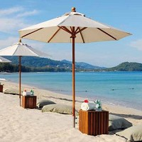 The sand of one of the beaches in Phuket is claimed to have healing properties
