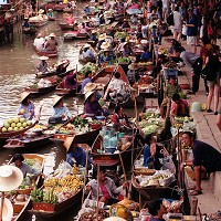 Thailand has launched a global recovery drive to attract travellers after the recent floods